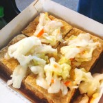 I have a special love for stinky tofu