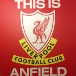 Visit to Anfield is a dream came true