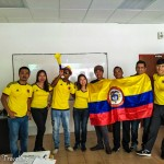 Supporting Colombia football team is also considered immersing into the culture